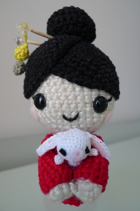 Amigurumi Japanese Patterns Free : 2000 Free Amigurumi Patterns: Free amigurumi: chinese new ...