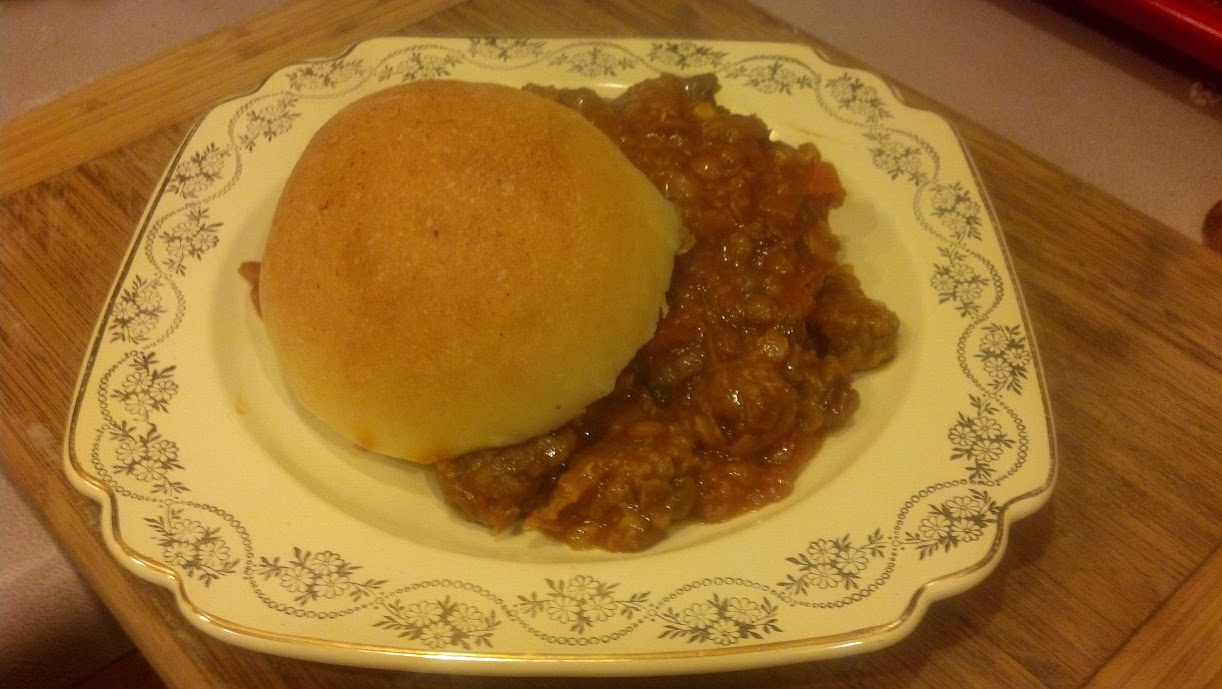 Sloppy Joe's.  Yum!!