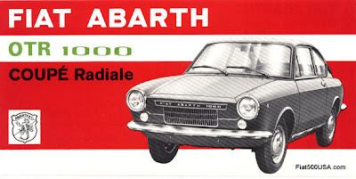 Fiat Abarth OTR 1000