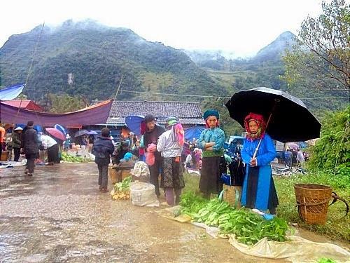 cung nguoi thai don tet kin chieng Cùng người Thái đón tết Kin Chiêng