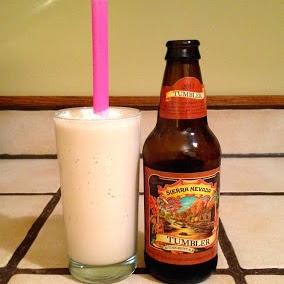 Caramel Beershake