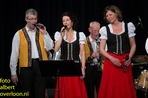 Blaaskapel Freunde Echo met Tufaranka Overloon 19-04-2014 (18).jpg