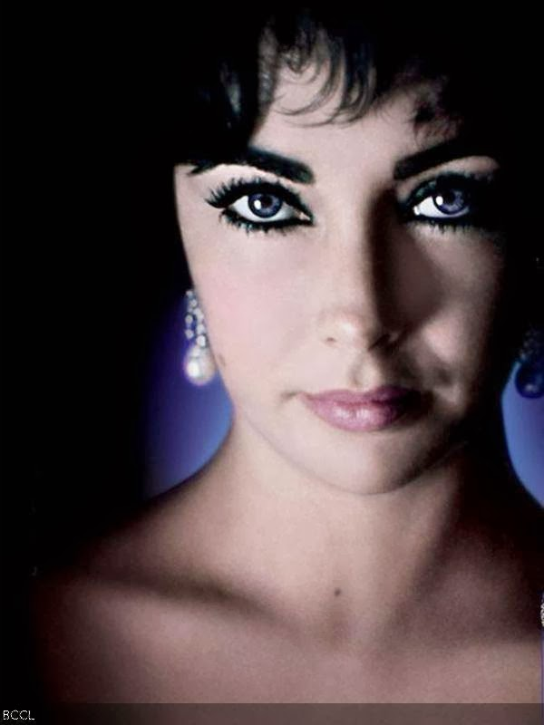 Liz Taylor: Even though she has breathed her last, the classic enimatic charm of Liz Taylor still holds large among the connoisseur of beauty.