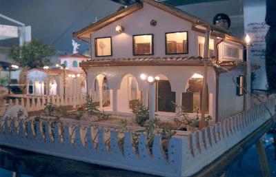 Villa in miniatura