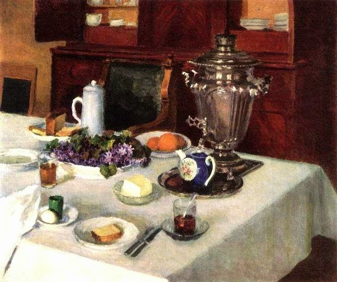 Igor Grabar - Morning Tea (1939-54)