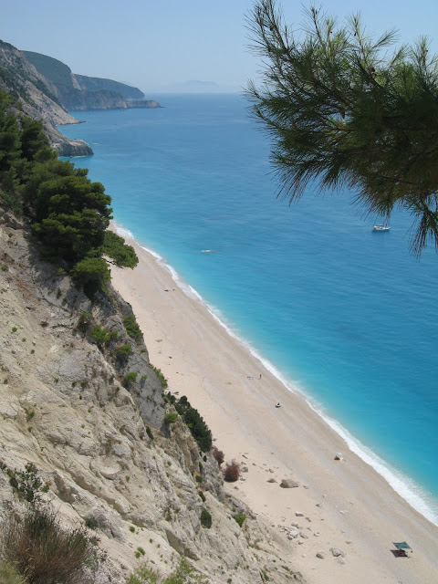 Blog de voyage-en-famille : Voyages en famille, Lefkas, la charmante