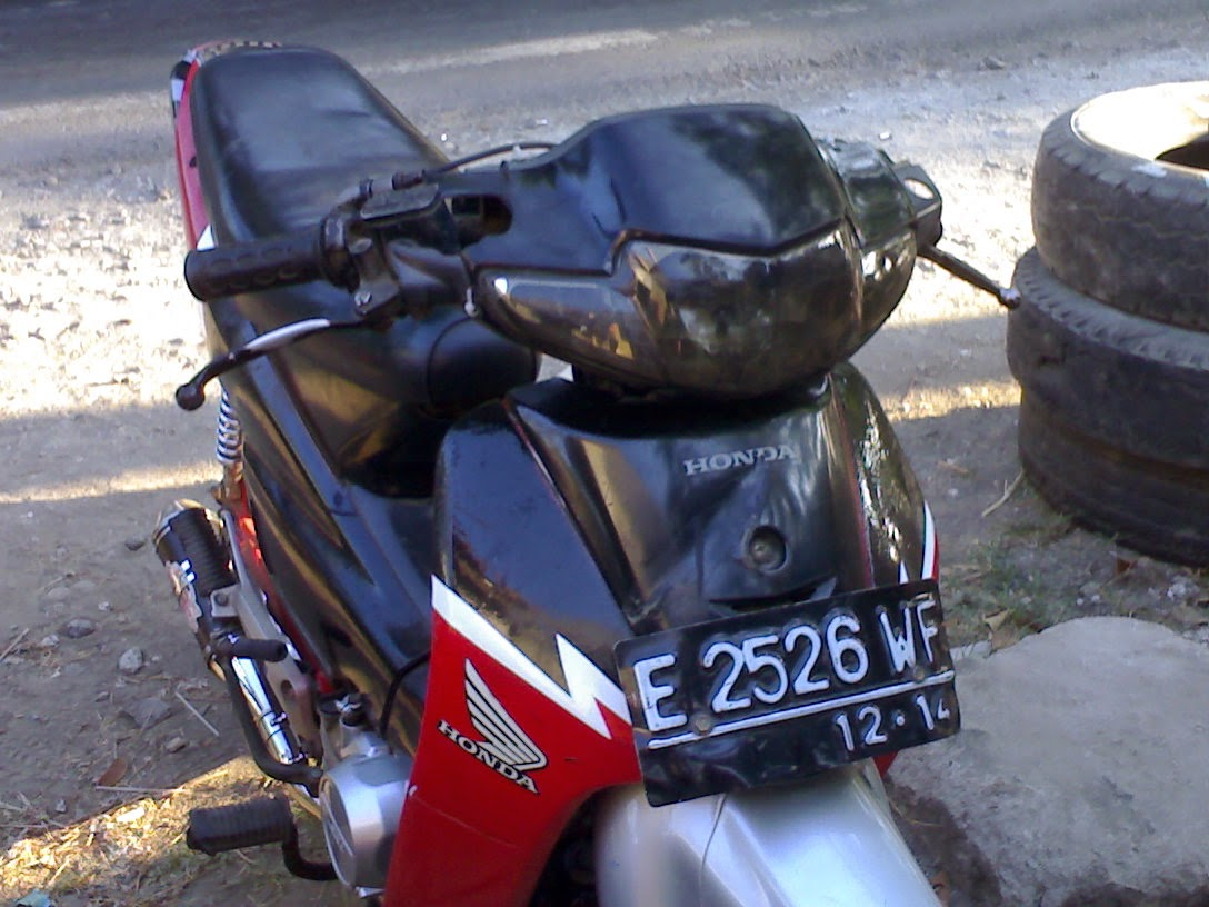 Modifikasi Mesin Yamaha Alfa