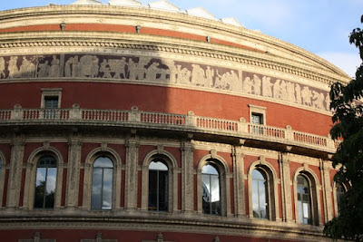 Royal Albert Hall in London during the Proms