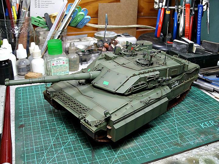 Scorpion CVR(T) - AFV Club - 1/35 GEDC0090