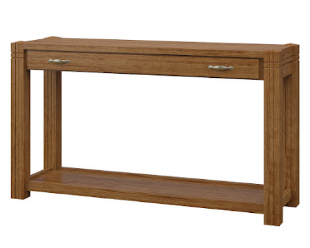 Phoenix Sofa Table in Vermont Maple