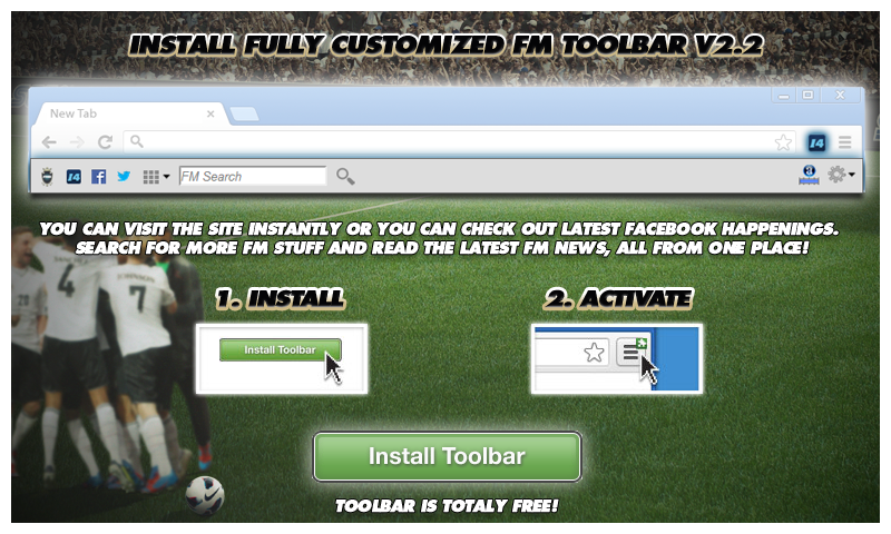Get Football Manager toolbar!