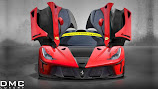 DMC imagines LaFerrari FXXR