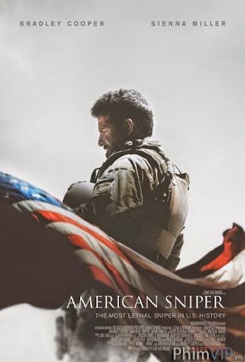 Lính Bắn Tỉa Hoa Kì - American Sniper poster