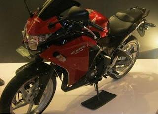 CBR 250 Indonesia