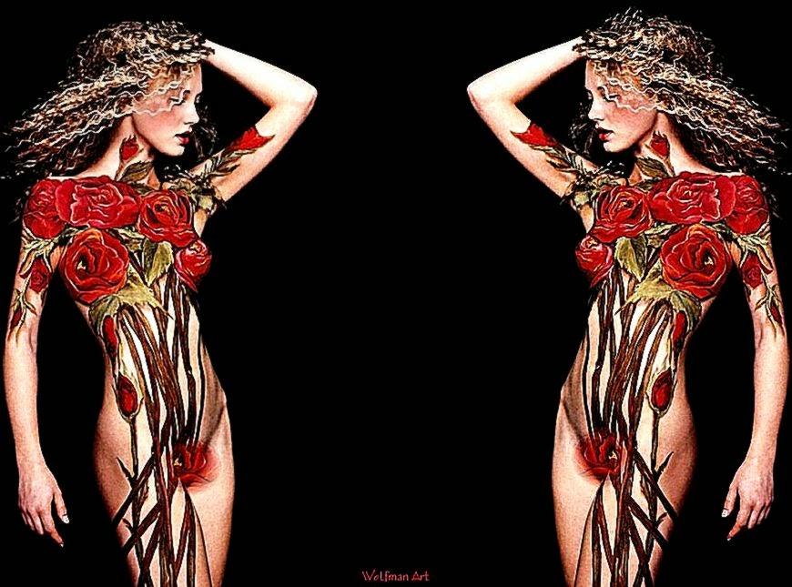Body Art Wallpaper Body Art Pictures