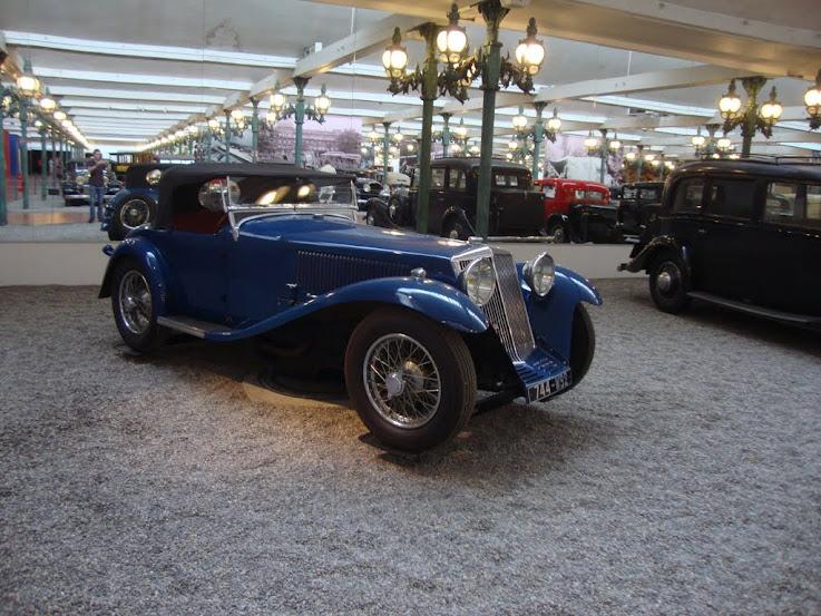 Musée Automobile de Mulhouse  DSC06993