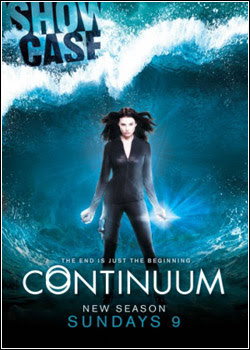 Continuum 3ª Temporada Episódio 13 HDTV  Legendado