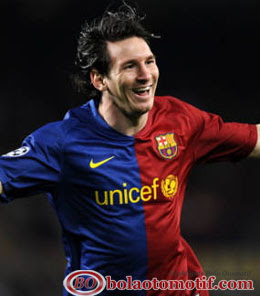 Leonal Messi Barcelona