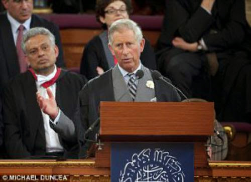 Follow The Islamic Way To Save The World Prince Charles Urges