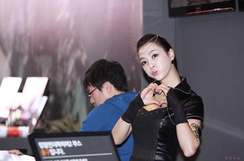 Ju Da Ha rạng rỡ cùng Kingdom Under Fire II 3