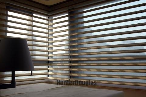 Hunter Douglas PIROUETTE窗簾