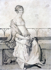 ingres, barbara, bansi, 1800, drawing, young woman, sitting, smiling, satisfied, complacent, confident