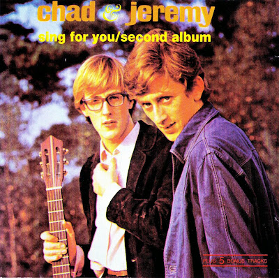 Chad & Jeremy ~ 1964 b ~ Sing For You + 1965 ~ Second Album