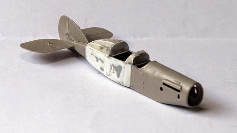 Bristol type 28 Tourer  ( 1/72 Roden )... fini!!! Queue