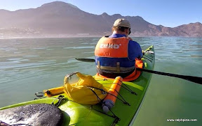 Hout Bay paddling