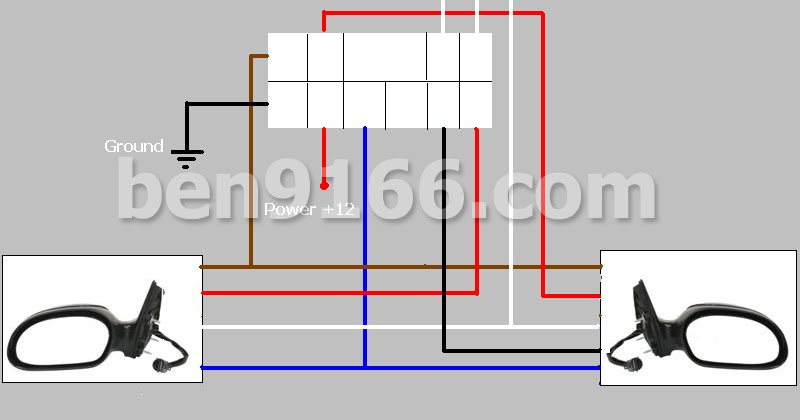 Perodua Kenari Ecu Wiring Diagram
