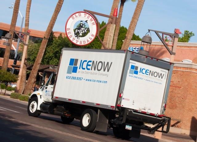 Emergency Ice Delivery in Phoenix AZ