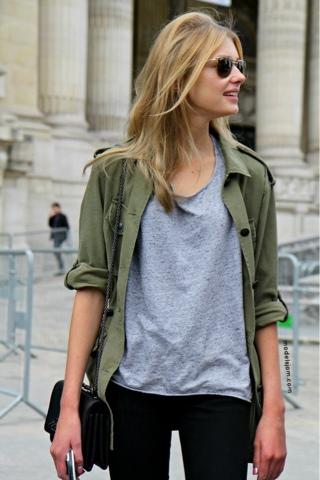Sigrid Agren Style