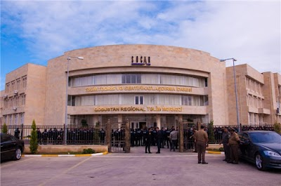 ARDNŞ Təlim,Tədris və Sertifikatlaşdırma İdarəsi Qobustan Regional Təlim Mərkəzi