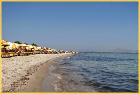 Paplūdimys Graikijoj