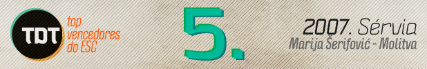 5 Tdt | Top 10 Vencedores Do Esc