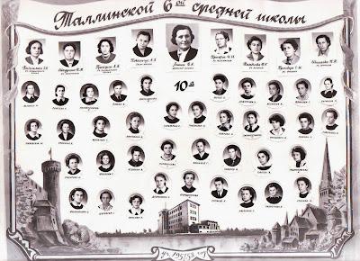 Выпуск 1958 г.