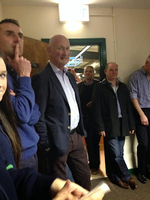 Pitch Development night with Brian Cody