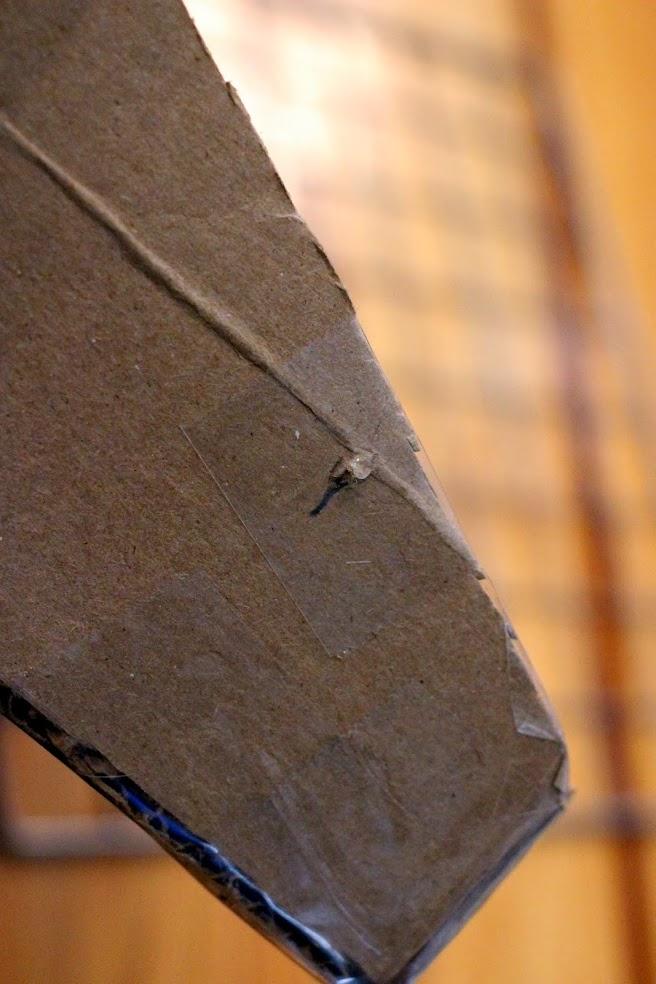 reinforced tie holes