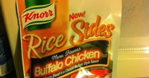 Il0vemyc0w Knorr Rice Sides Buffalo Chicken