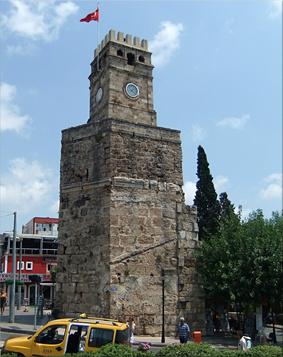 Torre del Reloj - Antalya
