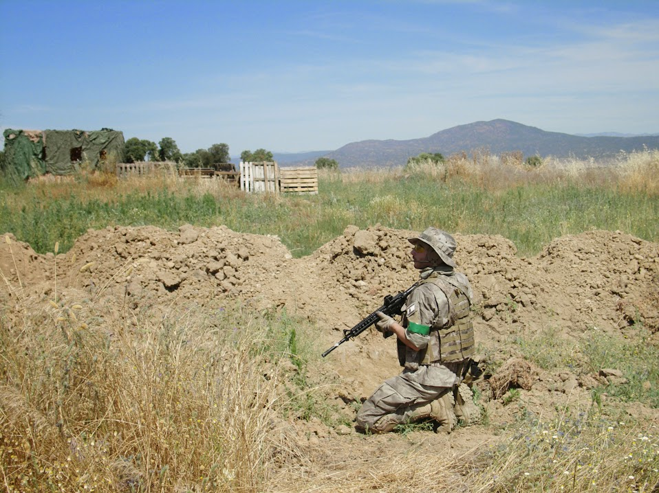 """Fotos de """"THE FINAL WAR"""". La Granja. 23-06-13 PICT0068"""