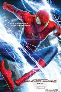 Người Nhện Siêu Đẳng 2: Sự Trỗi Dậy Của Người Điện 3d - The Amazing Spider-man 2 3d poster