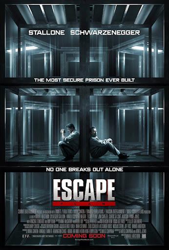 Σχέδιο Απόδρασης Escape Plan Poster