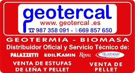 GEOTERCAL S.L. Geotermia - Biomasa