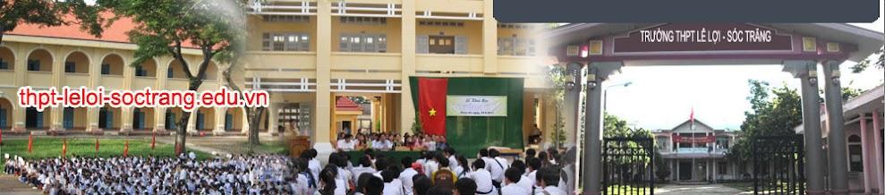 Diễn đàn cựu học sinh thpt-leloi-soctrang