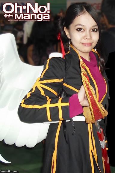 karma cosplay - rei kuassary by tracy