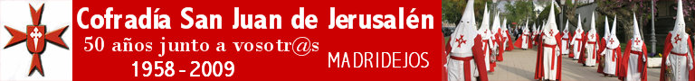 Cofradía San Juan de Jerusalén