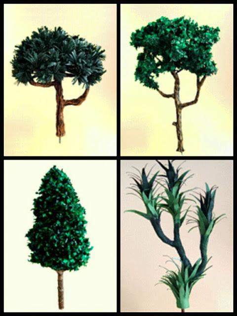 árboles JTT Scenic
