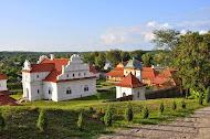 Резиденция Богдана Хмельницкого в Чигирине