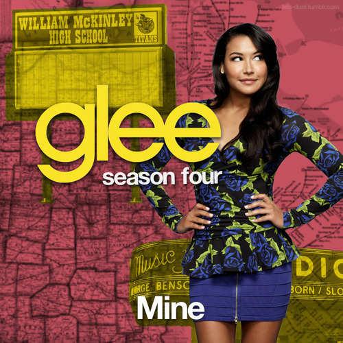 Glee - Mine